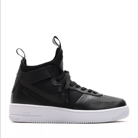 Air Force 1 Ultraforce Mid 'Black'